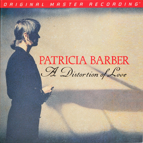 Patricia Barber ‎– A Distortion Of Love : Mobile Fidelity Sound Lab ‎– MFSL 2-396 Series: GAIN 2™ Ultra Analog LP 180g Series – , Original Master Recording – : 2 × Vinyl, LP, Album, Limited Edition, Numbered, Reissue, Remastered