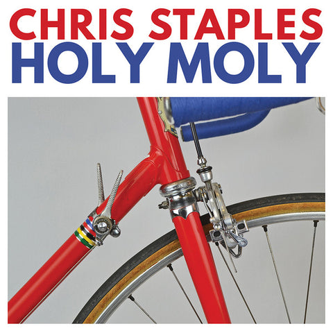 Chris Staples ‎– Holy Moly : Barsuk Records ‎– BARK186LP : Vinyl, LP, Album, Limited Edition, RED VINYL