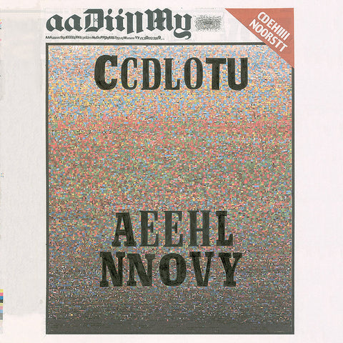 "Coldcut ‎– Only Heaven  : Ahead Of Our Time ‎– AHED12014 : Vinyl, 12"", EP, Oversized Sleeve"
