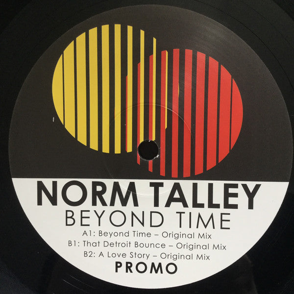 "Norm Talley ‎– Beyond Time : Landed Records ‎– LANDEDREC012 : Vinyl, 12"", 33 ⅓ RPM, 45 RPM, EP, Stereo, 180 Gram"