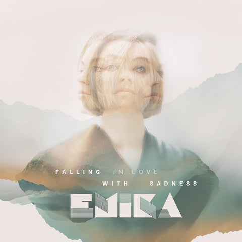 "Emika ‎– Falling In Love With Sadness : Emika Records ‎– 666017320816 : Vinyl, 12"", Album"
