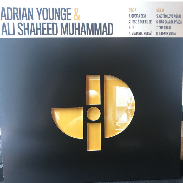 Marcos Valle / Adrian Younge & Ali Shaheed Muhammad ‎– Jazz Is Dead 3 : Jazz Is Dead ‎– JID003 Series: Jazz Is Dead – 3 : Vinyl, LP, Album
