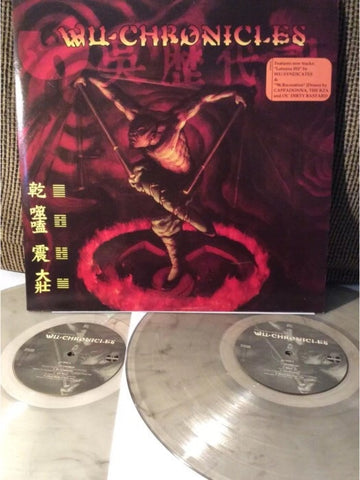 Various - Wu-Chronicles - Wu-Tang Records - RZACHA08 - 2xLP, Comp, Ltd, Unofficial, Cle