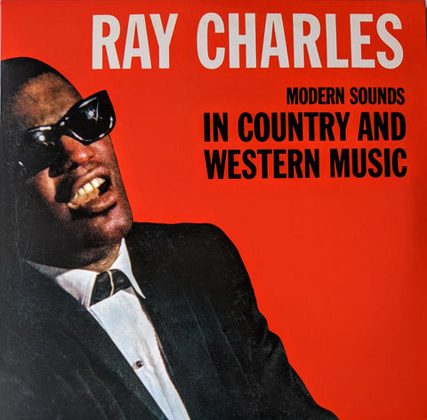 Ray Charles ‎– Modern Sounds In Country And Western Music, Volumes 1 & 2 : Series: Vinyl Me, Please. : Vinyl, LP, Album, Limited Edition, Reissue, Remastered, Red Translucent Vinyl, LP, Album, Limited Edition, Reissue, Remastered, Clear