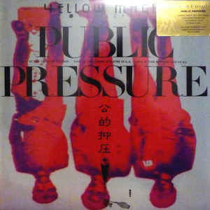 Yellow Magic Orchestra ‎– Public Pressure Label: Music On Vinyl ‎– MOVLP1468, Alfa ‎– MOVLP1468, Epic ‎– MOVLP1468 Format: Vinyl, LP, Limited Edition, Numbered, Reissue, Clear Vinyl, 180 gram