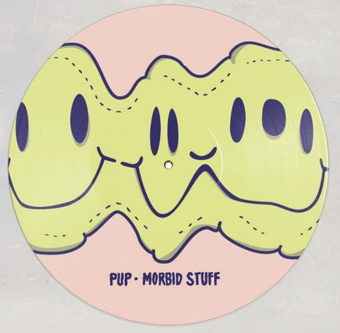 Pup (3) ‎– Morbid Stuff : Little Dipper (2) ‎– 7744299, Rise Records (3) ‎– RISE 441-1 : Vinyl, LP, Picture Disc