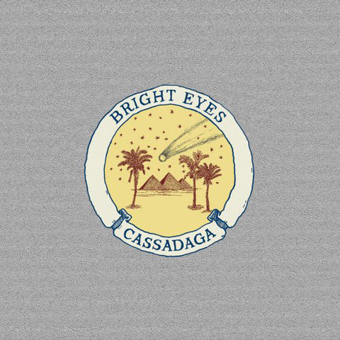 Bright Eyes ‎– Cassadaga : Saddle Creek ‎– LBJ-239 : 2 × Vinyl, LP, Album, Reissue, Remastered