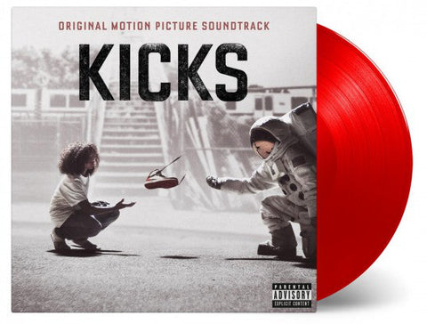 Various ‎– Kicks (Original Motion Picture Soundtrack) : Music On Vinyl ‎– MOVATM134, Back Lot Music ‎– MOVATM134, Universal ‎– MOVATM134 Series: At The Movies – : 2 × Vinyl, LP, Limited Edition, Red, Gatefold