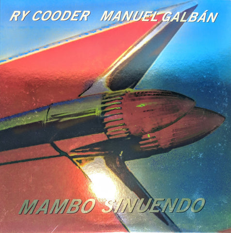 Ry Cooder, Manuel Galbán ‎– Mambo Sinuendo : Nonesuch ‎– 573095-1, Perro Verde ‎– 573095-1 : Vinyl, LP, Album, 180 gr  Vinyl, LP, Single Sided, Etched, 180 gr  All Media, Album, Club Edition, Limited Edition, Numbered, Reissue