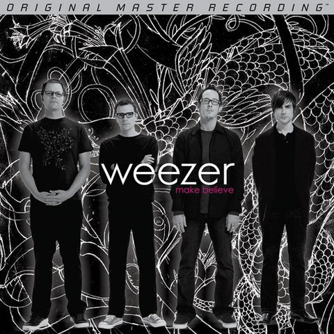 Weezer ‎– Make Believe : Mobile Fidelity Sound Lab ‎– MFSL 1-395 Series: GAIN 2™ Ultra Analog LP 180g Series – , Original Master Recording – : Vinyl, LP, Album, Reissue, Remastered, Limited Edition, Numbered, 180 Gram, Gatefold