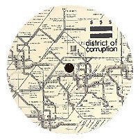 "Jambi ‎– Changing States E.P. : District Of Corruption ‎– DOC 004 : Vinyl, 12"", EP"