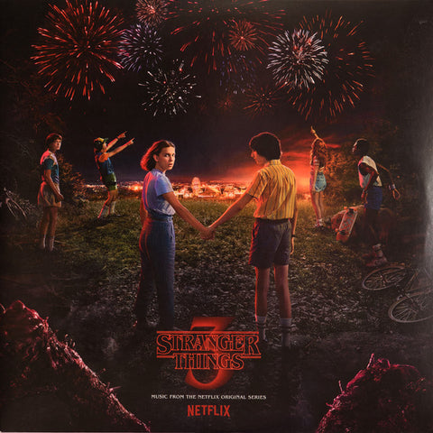 Various ‎– Stranger Things 3: (Music From The Netflix Original Series) : Legacy ‎– 19075947541, Netflix ‎– 19075947541 : Vinyl, LP, Compilation, Orange & Black Splatter Vinyl, LP, Single Sided, Compilation, Orange & Black Splatter Vinyl, 7""