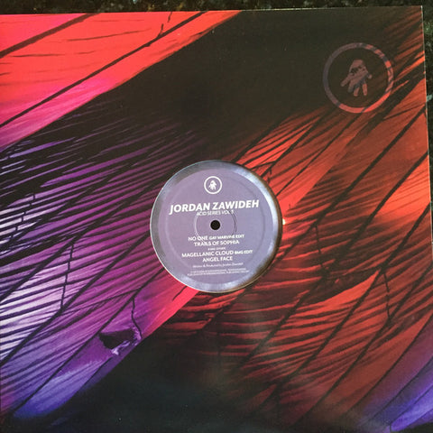 Jordan Zawideh  Acid Series Vol. 3 - Interdimensional Transmissions IT-40 - Vinyl, 12""