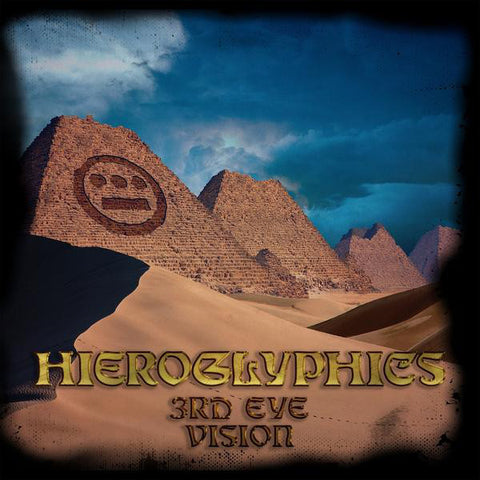 Hieroglyphics ‎– 3rd Eye Vision : Hiero Imperium ‎– HIERO2019, Fat Beats ‎– HIERO2019 : 3 × Vinyl, LP, Album, Limited Edition, Reissue, Remastered
