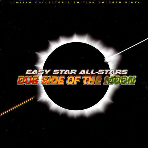 Easy Star All-Stars ‎– Dub Side Of The Moon : Easy Star Records ‎– ES-1012V : Vinyl, LP, Album, Limited Edition, Green