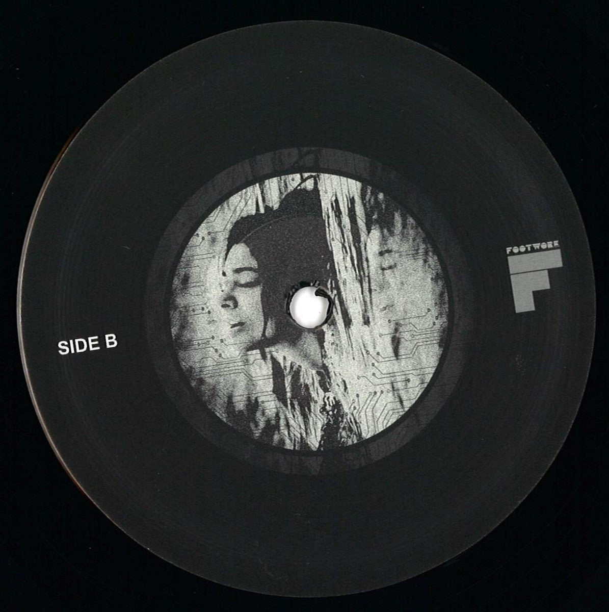 Sama (6) ‎– Disturbance Of A Dream : Footwork Audio ‎– FW012 : Vinyl, 12""
