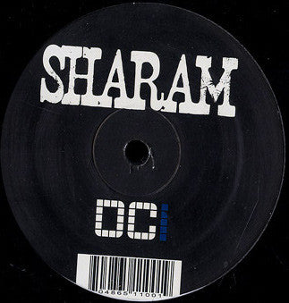 "Sharam* ‎– Crazi : DCI (2) ‎– DCI-003 : Vinyl, 12"", Single Sided"