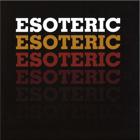 "Nucleus & Paradox ‎– Love Her [rm*] / Dilenttantes [rm] : Esoteric ‎– ESO 020 : Vinyl, 12"", 45 RPM, Remastered"