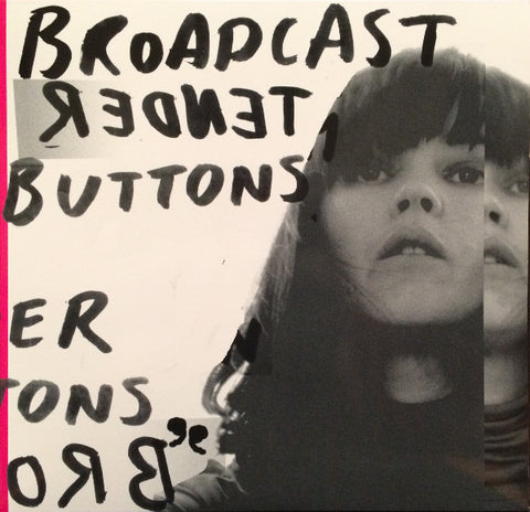 Broadcast ‎– Tender Buttons : Warp Records ‎– WARPLP136R : Vinyl, LP, Album, Repress