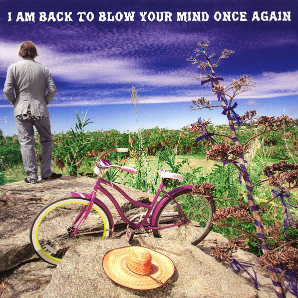 Peter Buck ‎– I Am Back To Blow Your Mind Once Again : Mississippi/Change Records ‎– MRP-074 : Vinyl, LP, Album