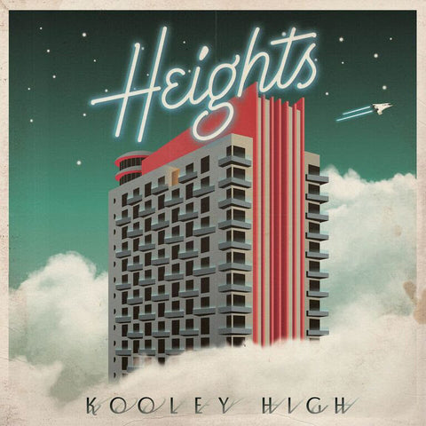 Kooley High - Heights - M.E.C.C.A. Records 003 - LP