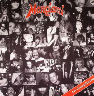Various ‎– Mangiami (La Compilation) : Golf Channel Recordings ‎– channel 048 : 2 × Vinyl, LP, Compilation