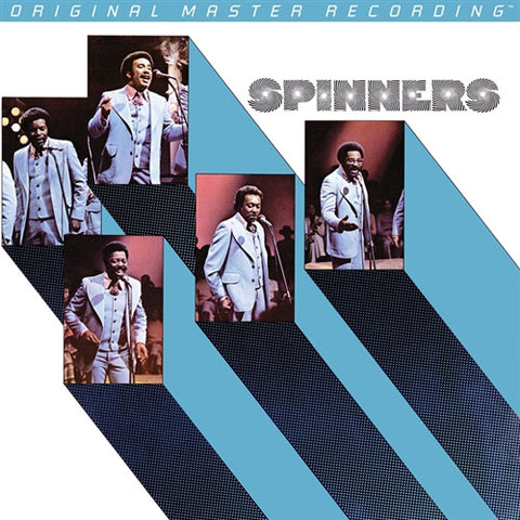 Spinners - Spinners - Mobile Fidelity Sound Lab - MFSL 1-450 - LP, Album, Ltd, RE