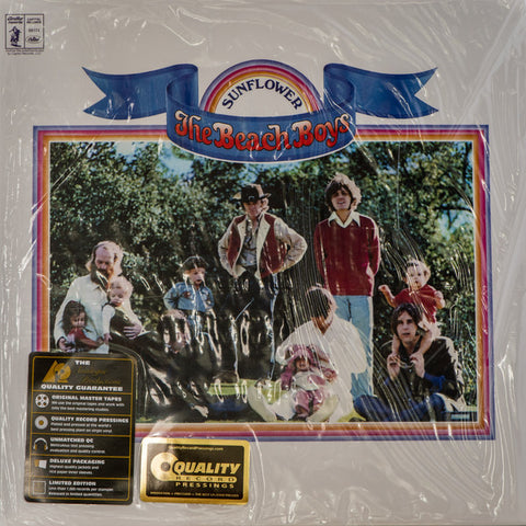The Beach Boys ‎– Sunflower : Analogue Productions ‎– APP 069, Capitol Records ‎– APP 069, Brother Records (3) ‎– APP 069 : Vinyl, LP, Album, Reissue, Remastered, 200 Gram