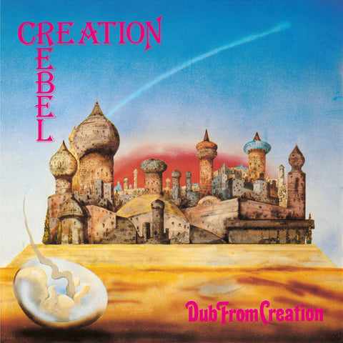 Creation Rebel ‎– Dub From Creation : On-U Sound ‎– ONULP138 : Vinyl, LP, Limited Edition, Reissue