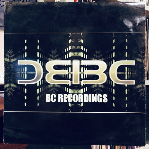 "BC* ‎– The Nine / Dogfight : BC Recordings ‎– BCRUK001 : Vinyl, 12"", 45 RPM"