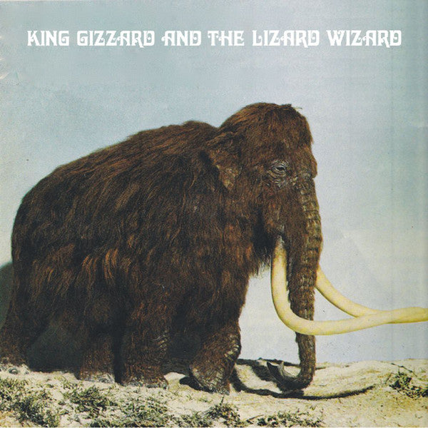 King Gizzard And The Lizard Wizard ‎– Polygondwanaland : Fuzz Club Records ‎– 9 FC87V12 : Vinyl, LP, Album, Limited Edition, Bone Coloured