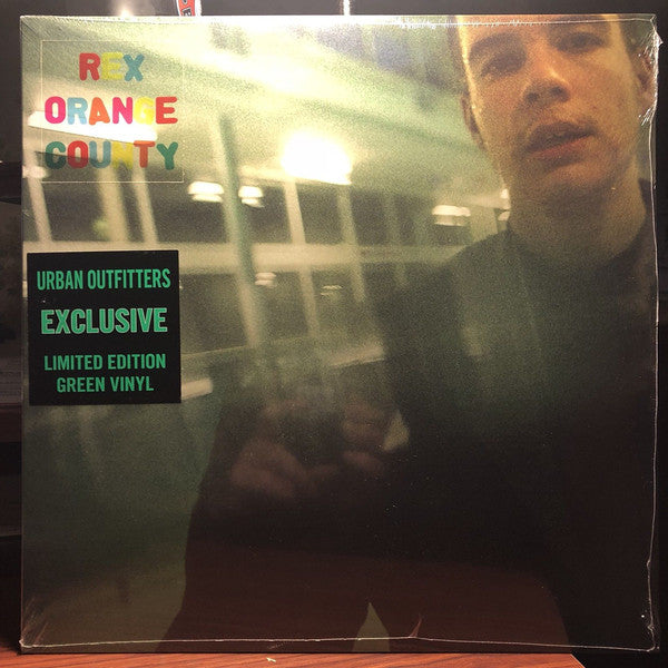 Rex Orange County ‎– Apricot Princess : Not On Label ‎– AP001 : Vinyl, LP, Album, Limited Edition, Green