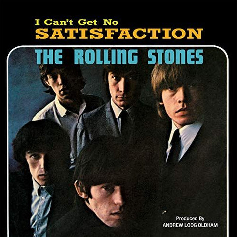 Rolling Stones - I Can't Get No Satisfaction - ABKCO - Vinyl, LP, Emerald, Numbered