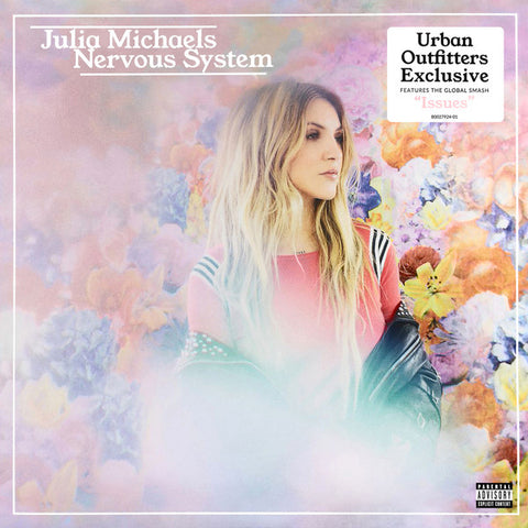 "Julia Michaels ‎– Nervous System : Republic Records ‎– B0027924-01 : Vinyl, 12"", EP, Limited Edition"