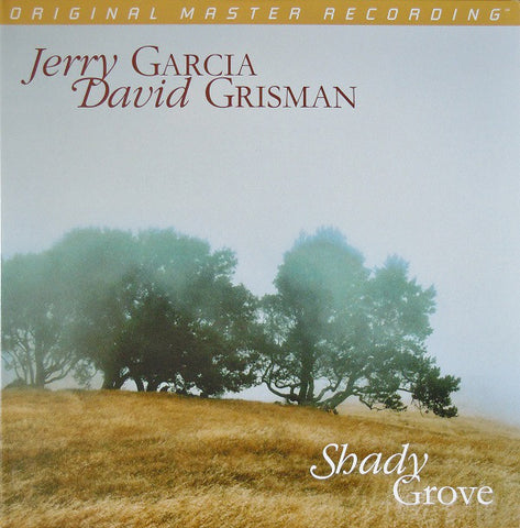Jerry Garcia • David Grisman ‎– Shady Grove : Mobile Fidelity Sound Lab ‎– MFSL 2-478 Series: Original Master Recording – , GAIN 2™ Ultra Analog LP 180g Series – : 2 × Vinyl, LP, Album, Limited Edition, Numbered, Reissue