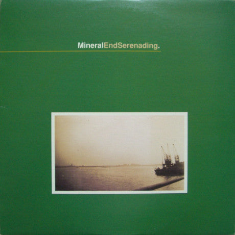 Mineral ‎– EndSerenading : Arena Rock ‎– ARE-089 : 2 × Vinyl, LP, 45 RPM, Album, Limited Edition, Numbered, Reissue, Remastered, Gatefold, 180 Gram