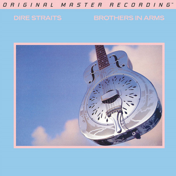 Dire Straits ‎– Brothers In Arms : Mobile Fidelity Sound Lab ‎– MFSL 2-441 Series: Original Master Recording – , Gain 2™ Ultra Analog 45RPM 180g Series – : 2 × Vinyl, LP, 45 RPM, Album, Limited Edition, Numbered, Remastered, Gatefold 180g