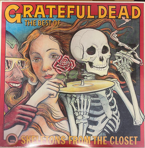 Grateful Dead* ‎– The Best Of The Grateful Dead: Skeletons From The Closet : Warner Records ‎– RCV1 2764, Rhino Records (2) ‎– RCV1 2764 : Vinyl, LP, Compilation, Reissue
