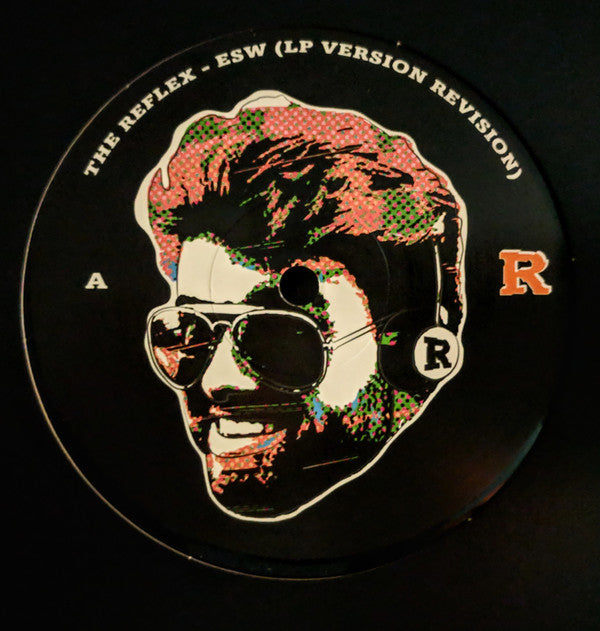 "The Reflex ‎– ESW / DWTR : Revision Records (2) ‎– REVREC005 : Vinyl, 12"", 45 RPM"
