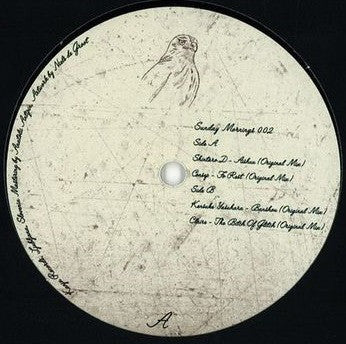 Various ‎– Sunday Mornings 002 : Kanja Records ‎– KRV 002 : Vinyl, 12""