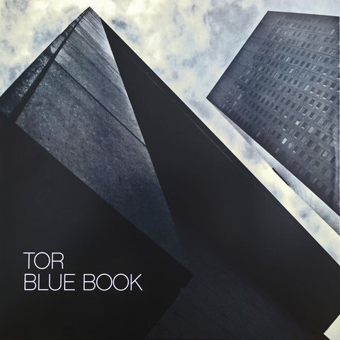 Tor ‎– Blue Book : Loci Records ‎– none : Vinyl, LP, Album, Stereo