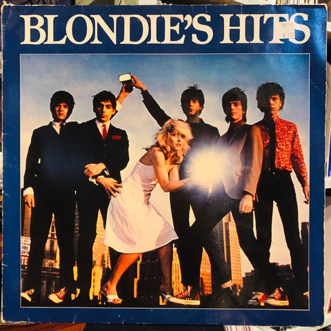 Blondie ‎– Blondie's Hits : Chrysalis ‎– 204 195, Chrysalis ‎– 204 195-320 : Vinyl, LP, Compilation