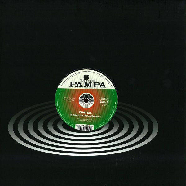 "Dntel / Herbert* ‎– My Orphaned Son / It's Only : Pampa Records ‎– PAMPA 012 : Vinyl, 12"", 45 RPM"