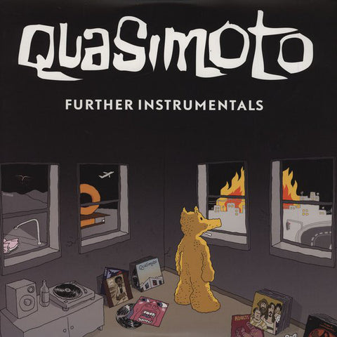 Quasimoto - Further Instrumentals - Stones Throw Records - STH2116 - 2xLP, Album, RP