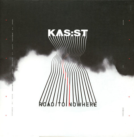 KAS:ST ‎– Road to Nowhere : Flyance Records ‎– FLYLP001 : 2 × Vinyl, LP