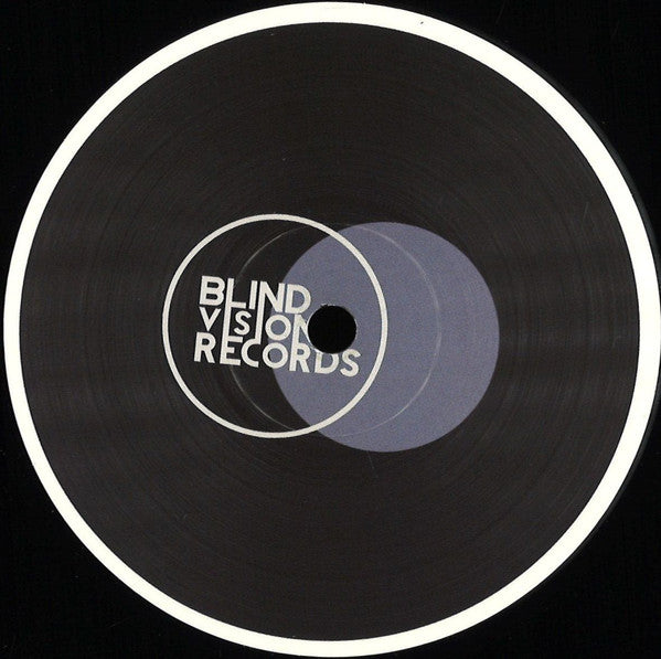 "AWSI ‎– BVR021 : Blind Vision Records ‎– BVR021 : Vinyl, 12"", 33 ⅓ RPM, Limited Edition, Vinyl Only"