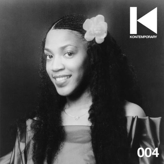 "Alicia Myers ‎– I Want To Thank You : Kontemporary ‎– KON-004 : Vinyl, 12"", 33 ⅓ RPM"