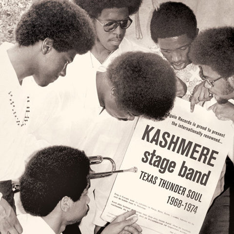 Kashmere Stage Band ‎– Texas Thunder Soul 1968-1974 : Now-Again Records ‎– NA5023 : 2 × Vinyl, LP, Reissue
