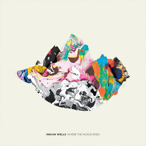 Indian Wells (2) ‎– Where The World Ends : Friends Of Friends ‎– FOF162 : Vinyl, LP, Album, Limited Edition