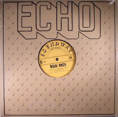 Lord Echo ‎– Just Do You : Soundway ‎– SNDW 12024 : Vinyl, 12""